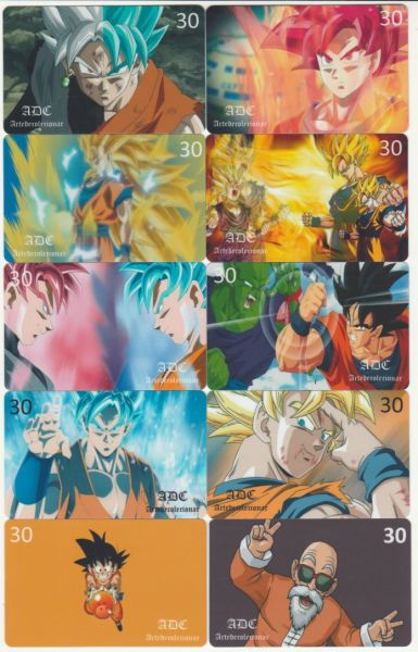 Dragon Ball Serie II