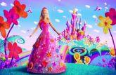 Painel Horizontal Festas Barbie - Ref:09