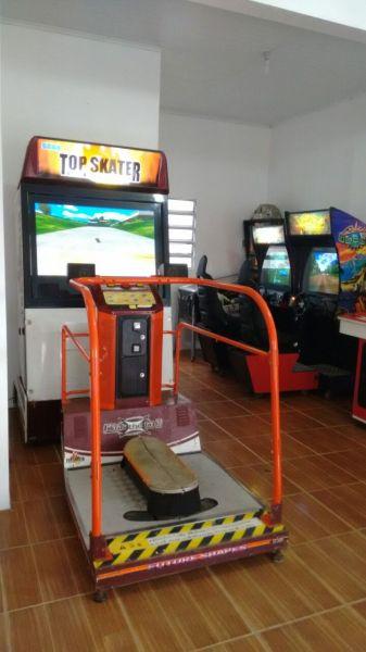 Simulador de Skate (Locação)