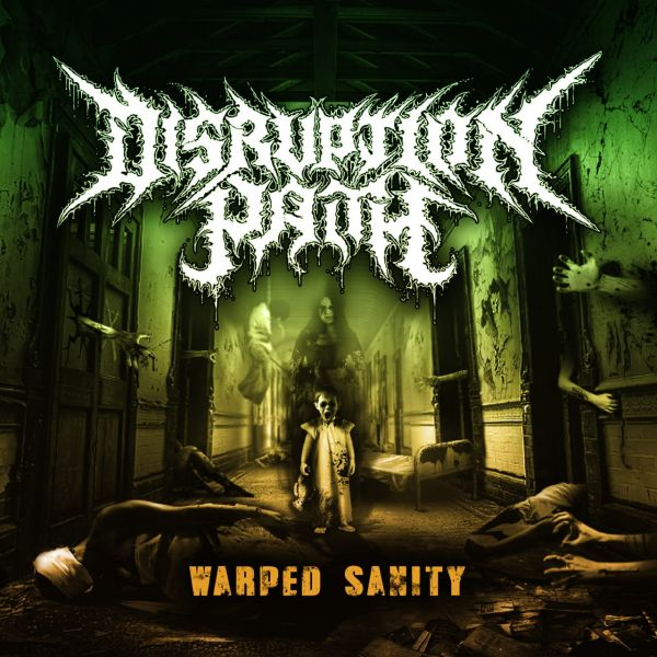 CD Disruption Path - Warped Sanity