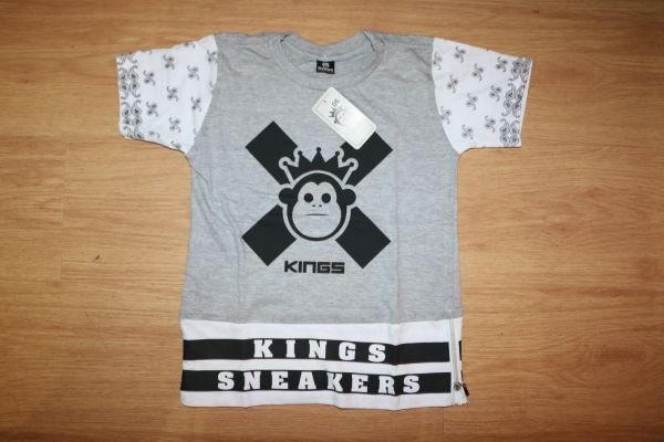 Camiseta Kings X Inf - Loja de Elnshop 380ffd0f870