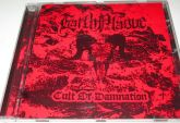 EARTH PLAGUE - Cult of Damnation - CD