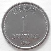 1 Centavo 1986 SOB/FC