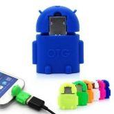 OTG V8 X USB Femeá Boneco