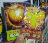O Dragão Alado de Rá - Modo Esfera - Fênix Holográfica