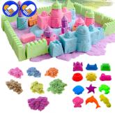 Areia Criativa Mágica para Crianças Cod 1628