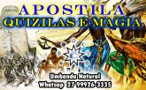 APOSTILA QUIZILAS DE ORIXÁ - MAGIA DE AFRONTO