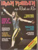 Pôster Somtrês - Iron Maiden Rock Um Rio 85