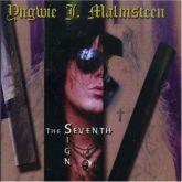 "Yngwie Malmsteen - ""The Seventh Sign"" CD Nacional Remasterizado!!!!"