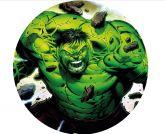 Papel Arroz Hulk Redondo 005 1un