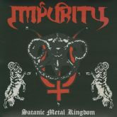 LP 12 - Impurity ‎– Satanic Metal Kingdom