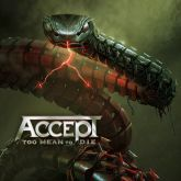 ACCEPT – Too Mean to Die - CD