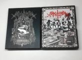 SARCOFAGO - Die... Hard!!! - TAPE BOXET (3x Tapes, White Tape)