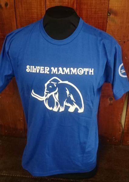 *Camisa Silver Mammoth Azul