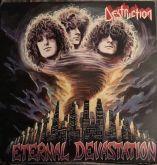 DESTRUCTION - Eternal Devastation - LP (Woodstock 1987)