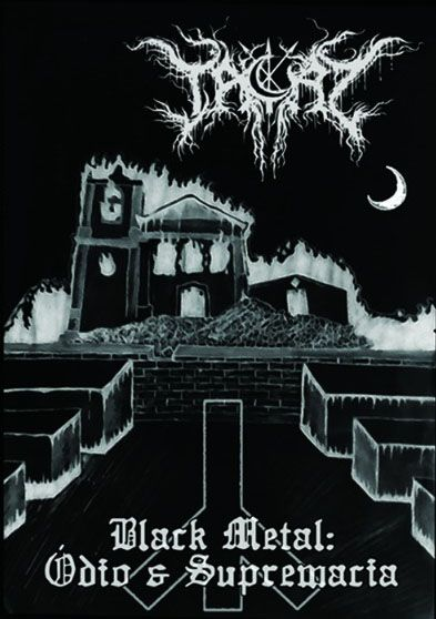 TACAZ - Black Metal: Ódio e Supremacia