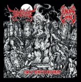 BloodFiend / Funeral Whore - Only Death Prevails - Split CD