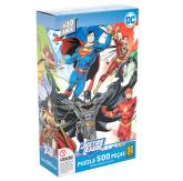 Puzzle 500 Peças - Justice League