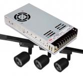 LRS-350-48 Fonte Chaveada p/ Iluminação de Trilho 48V x 7,3A - Certificação UL - Mean Well