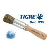 Broxinha 835 Tigre Redonda