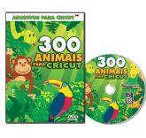 300 Formas de Animais para Cricut
