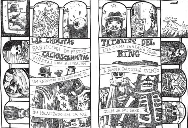 513603 - Cholitas de Mi Corazón