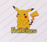 Aplique 12 cm - Pikachu - Pokémon