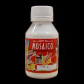 Base Cristal Mosaico 100ml Gato Preto