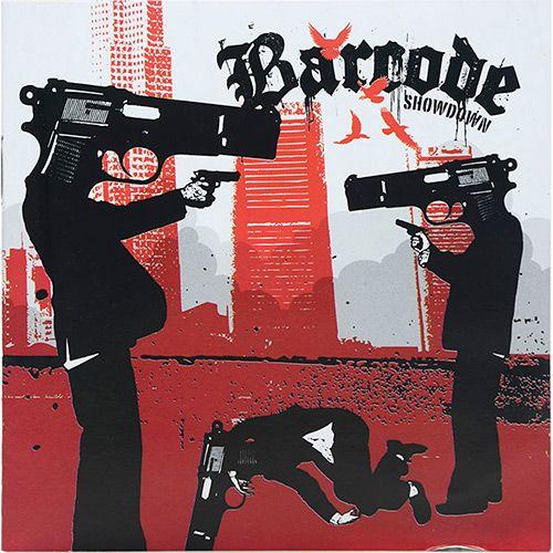 CD Barcode – Showdown