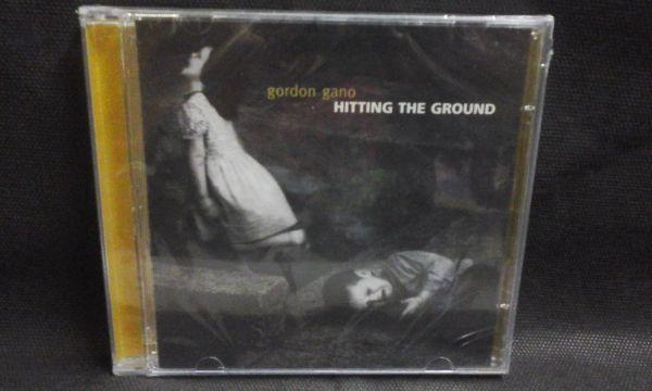 CD - Gordon Gano - Hitting The Ground