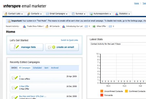 3 Milhões de Créditos Para Envio de Email Marketing