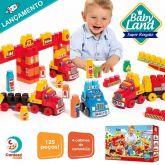 Baby Land Super Resgate 125 peças