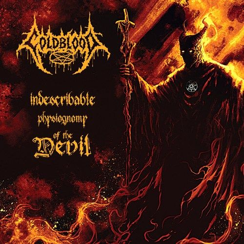 CD Coldblood – Indescribable Physiognomy Of The Devil