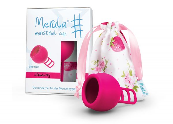 Merula One Size Strawberry - pink