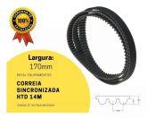 Correia 14M  1064  170mm (1064 14M) Sincronizadora HTD Rexon