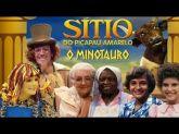 Dvd Sítio Do Picapau Amarelo O Minotauro 1978 Frete Grátis