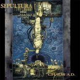 CD Sepultura - Chaos A.D. (Digifile Duplo)