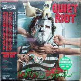 Quiet Riot - Condition Criticam (Versão CBS / Sony 1984)