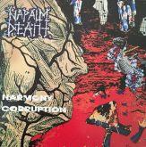 CD Napalm Death – Harmony Corruption