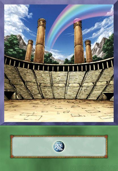 Ancient City - Cidade Antiga - Ruínas Arco-Íris