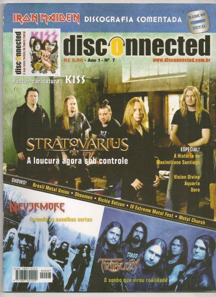 Revista - Disconnected - Nº07