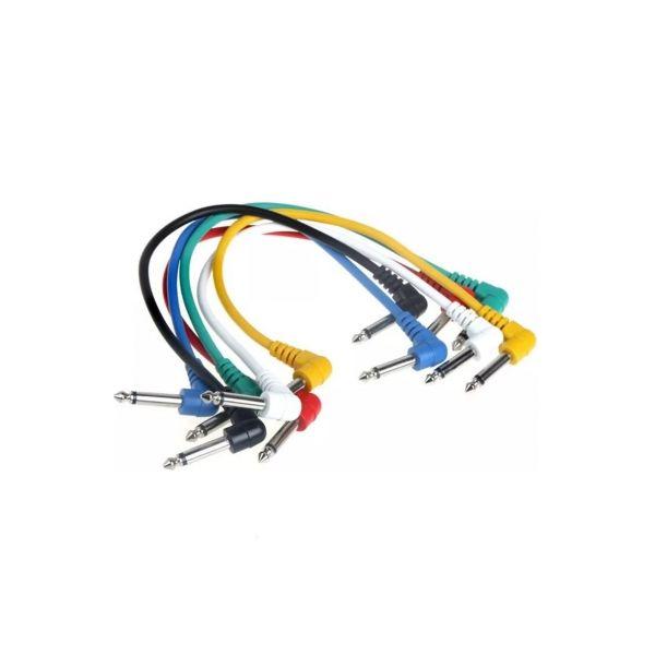 Cabo de Pedal Plug L 15 cm Stagg SPC015L