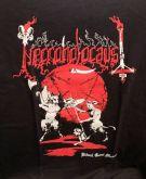 NECROHOLOCAUST - Laudem Antichristus - Offcial Shirt - LARGE