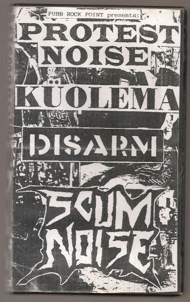 Fita VHS - Protest Noise