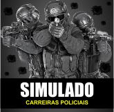 3 SIMULADOS CARREIRAS POLICIAIS