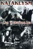 """Kataklysm – """"Live In Deutschland"""" (The Devastation Begins) DVD & CD Nacional!!!"""