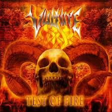 CD Vulture - Test of fire