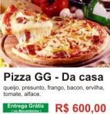 Pizza GG da casa