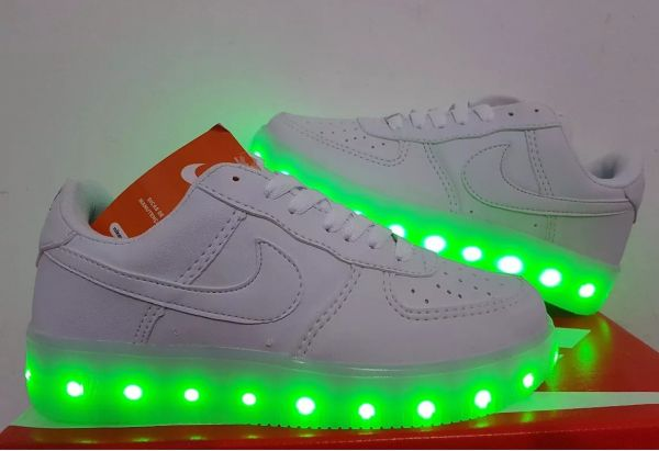 Tênis Ser Air Chic Liso Outlet Nike Led Force CrdtsQh