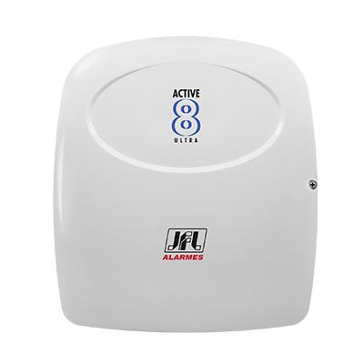Central de Alarme - Monitorável Active-8 Ultra (modular)